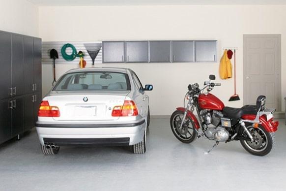 Garage & Motor
