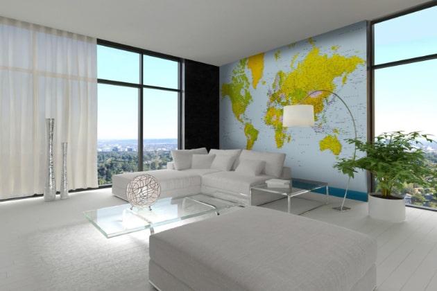 Verdenskort & Rejser