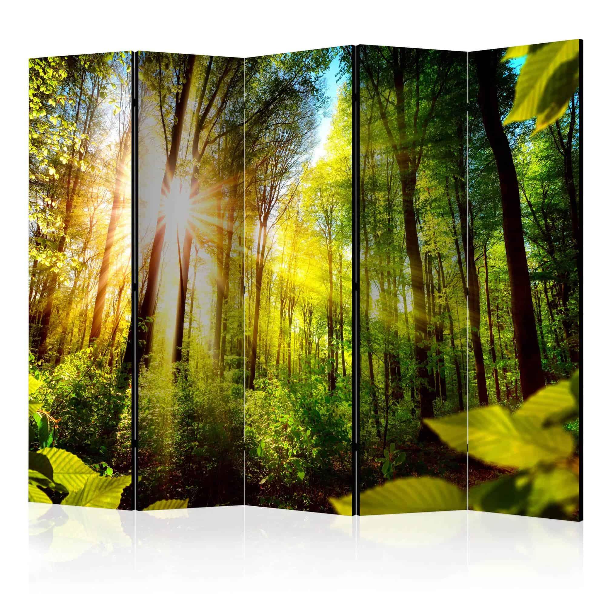Skærmvæg Forest Hideout II