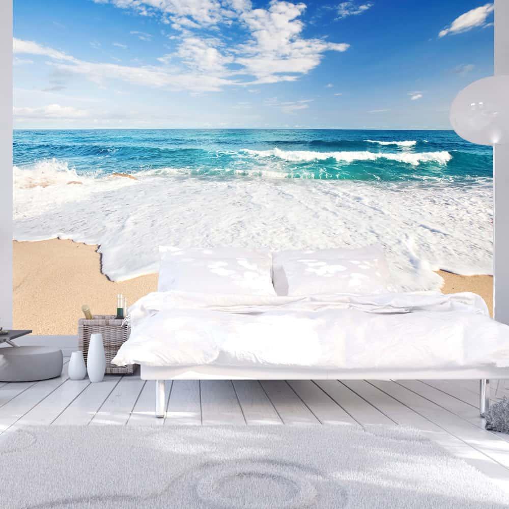 Fototapet Photo wallpaper – By the sea