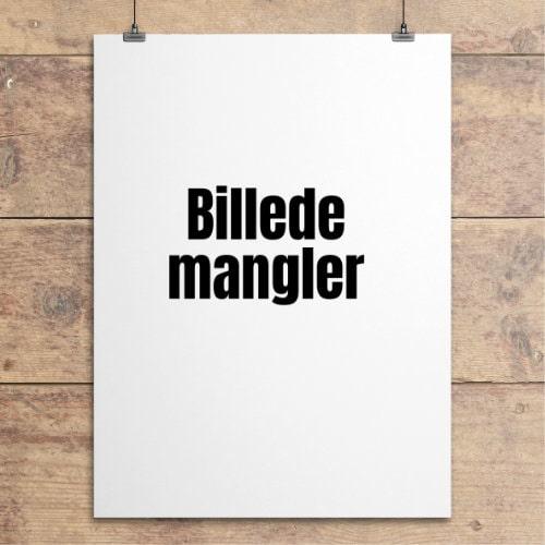 Alfabet fra A til Z - Wallsticker - NiceWall.dk