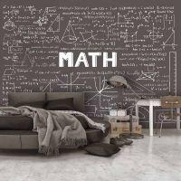 Mathematical Handbook fotostat - flot foto tapet til væggen
