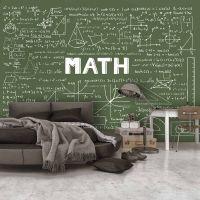 Mathematical Formulas fotostat - flot foto tapet til væggen