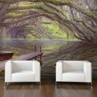 Silence and harmony fotostat - flot foto tapet til væggen