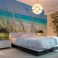 Tropical journey fotostat - flot foto tapet til væggen