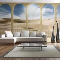 Dream about Sahara fotostat - flot foto tapet til væggen