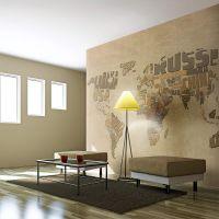 Den opdagelsesrejsendes verdenskort fotostat - flot foto tapet til væggen