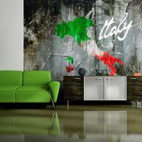 Italian artistry fotostat - flot foto tapet til væggen