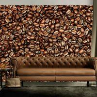 Coffee heaven fotostat - flot foto tapet til væggen