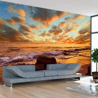 Seascape, Tyrkiet fotostat - flot foto tapet til væggen