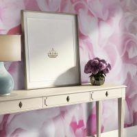 azalea (pink) fotostat - flot foto tapet til væggen