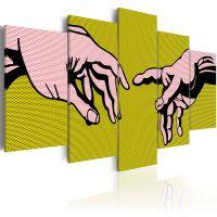 Closeness canvas print - flot billede på lærred