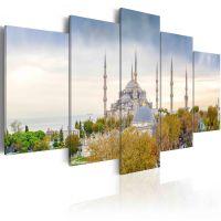 Hagia Sophia - Istanbul, Turkey canvas print - flot billede på lærred