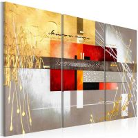 Four Seasons canvas print - flot billede på lærred