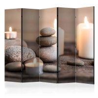 Rest II skærmvæg. Dekorativ flytbar skillevæg / rumdeler til hjem eller kontor.