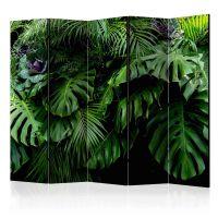 Rainforest II skærmvæg. Dekorativ flytbar skillevæg / rumdeler til hjem eller kontor.