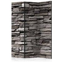 Stony Facade skærmvæg. Dekorativ flytbar skillevæg / rumdeler til hjem eller kontor.