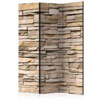 Decorative Stone skærmvæg. Dekorativ flytbar skillevæg / rumdeler til hjem eller kontor.