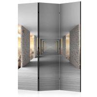 Skyward Corridor skærmvæg. Dekorativ flytbar skillevæg / rumdeler til hjem eller kontor.