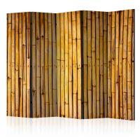 Bamboo Garden II skærmvæg. Dekorativ flytbar skillevæg / rumdeler til hjem eller kontor.