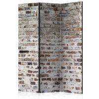Old Walls skærmvæg. Dekorativ flytbar skillevæg / rumdeler til hjem eller kontor.
