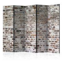 Old Walls II skærmvæg. Dekorativ flytbar skillevæg / rumdeler til hjem eller kontor.