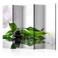 Zen II skærmvæg. Dekorativ flytbar skillevæg / rumdeler til hjem eller kontor.