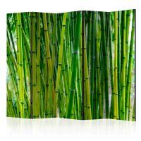 Bamboo Forest II skærmvæg. Dekorativ flytbar skillevæg / rumdeler til hjem eller kontor.