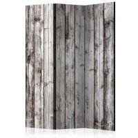 Raw Boards skærmvæg. Dekorativ flytbar skillevæg / rumdeler til hjem eller kontor.