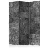 Shade of Grey skærmvæg. Dekorativ flytbar skillevæg / rumdeler til hjem eller kontor.