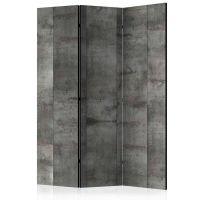 Steel design skærmvæg. Dekorativ flytbar skillevæg / rumdeler til hjem eller kontor.