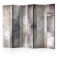 Shades of gray II skærmvæg. Dekorativ flytbar skillevæg / rumdeler til hjem eller kontor.
