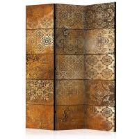 Old Tiles skærmvæg. Dekorativ flytbar skillevæg / rumdeler til hjem eller kontor.