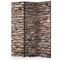 Stony Varieties skærmvæg. Dekorativ flytbar skillevæg / rumdeler til hjem eller kontor.