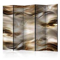 Amber River II skærmvæg. Dekorativ flytbar skillevæg / rumdeler til hjem eller kontor.