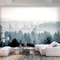 Winter Forest fotostat - flot foto tapet til væggen