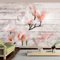 Subtlety of the Magnolia fotostat - flot foto tapet til væggen