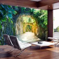 Via naturae fotostat - flot foto tapet til væggen