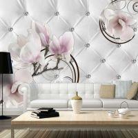 Flower Luxury fotostat - flot foto tapet til væggen