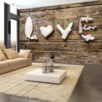 Declaration Of Love fotostat - flot foto tapet til væggen