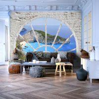 Look At The Island Of Dreams fotostat - flot foto tapet til væggen