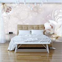 Winter Song fotostat - flot foto tapet til væggen
