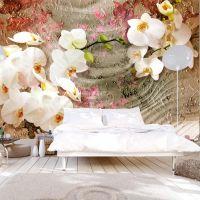 Desert Orchid fotostat - flot foto tapet til væggen