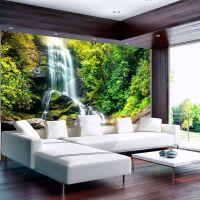 Wonder of nature fotostat - flot foto tapet til væggen
