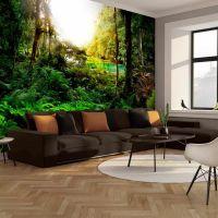 In tropics fotostat - flot foto tapet til væggen
