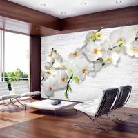 The Urban Orchid fotostat - flot foto tapet til væggen