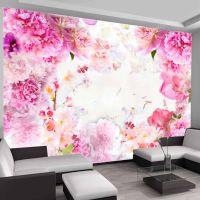 Blooming June fotostat - flot foto tapet til væggen