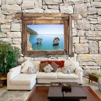 Zagare Bay fotostat - flot foto tapet til væggen