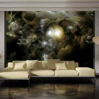 Riddle of the cosmos fotostat - flot foto tapet til væggen