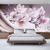 Meet the Magnolias fotostat - flot foto tapet til væggen